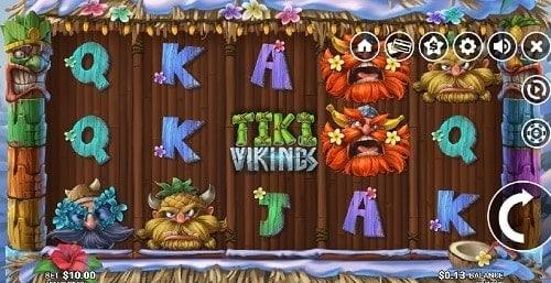 Tiki Vikings Slots - August 2019